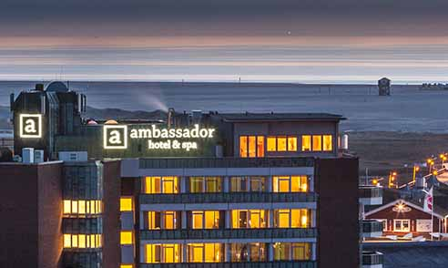 Ambassador Hotel und Spa St. Peter Ording